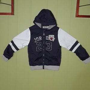 Other - JORDAN CHICAGO BULLS JACKET BOY 6 TO 7 YEARS OLD